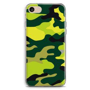 Cover smartphone effetto mimetico militare