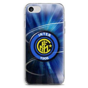 Cover per smartphone con logo squadra di calcio Inter Fc internazionale