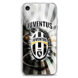 Cover per smartphone con logo squadra di calcio Juventus FC