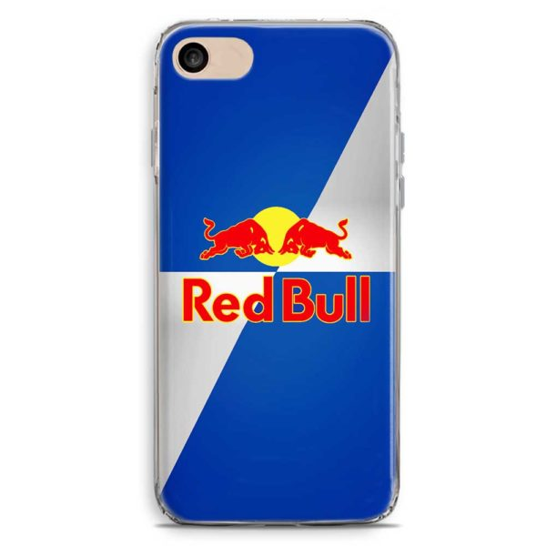 Cover smartphone stile lattina di RedBull