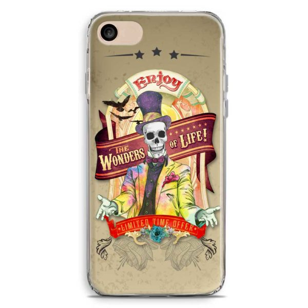 Cover smartphone stile The Wonders of Life