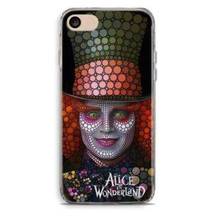 Cover Alice in Wonderland cappellaio matto alice nel paese delle meraviglie