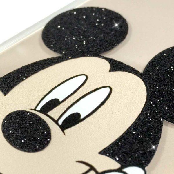 Dettaglio glitter cover topolino