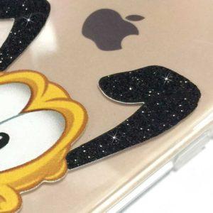 Dettaglio glitter Pluto A