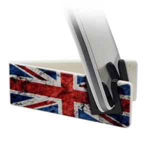 Stand per smartphone con bandiera inglese