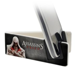 Stand per smartphone con Ezio Auditore di Assassin's creed