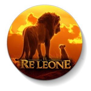 "Supporto pop per smartphone de ""Il re Leone"""